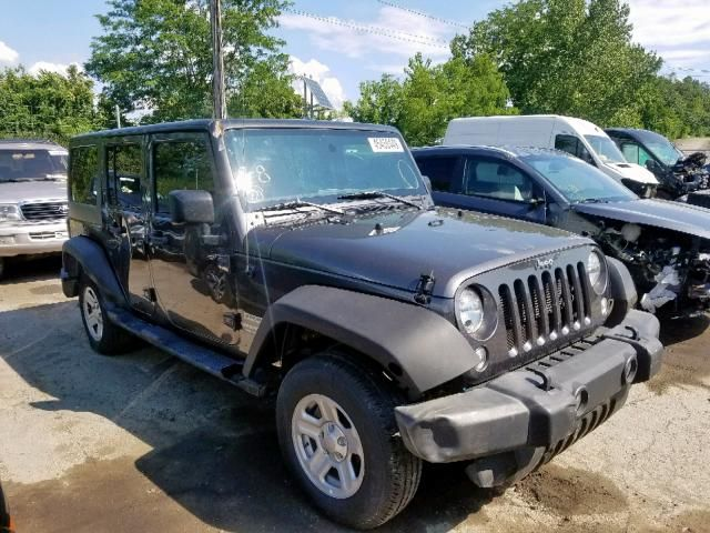 2017 Jeep Wrangler Unlimited Sport 15900 Jeep Wrangler For