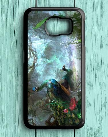 Beautiful Peacock Samsung Galaxy S7 Case