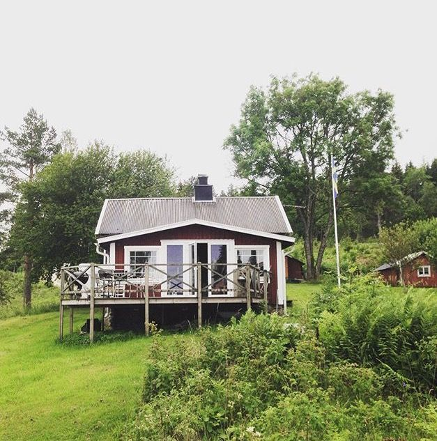 Summer house, Dalsland, Sweden