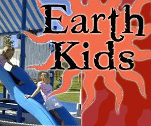 Earth Kids Play Patch