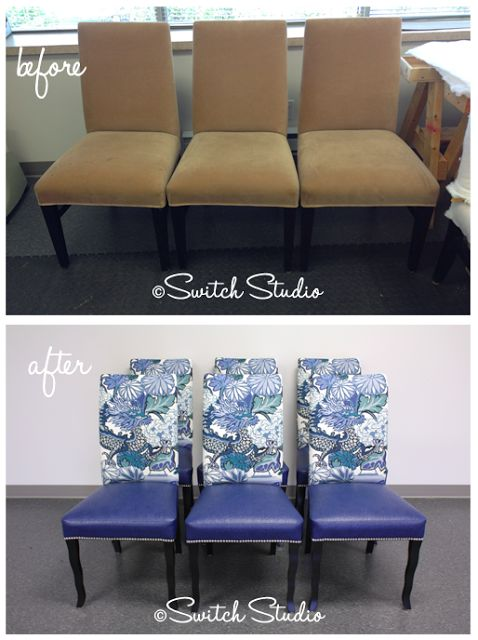 Http://www.switchstudio.ca   Switch Studio Switch Studio Reupholster,. Parsons  ChairsNailhead TrimChiang ...