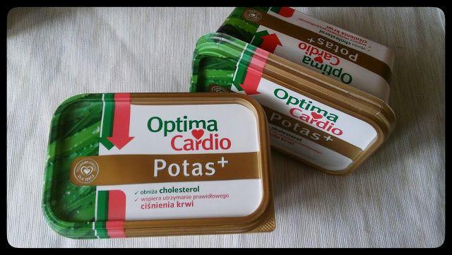 Aneriskowo: Optima Cardio Potas Plus ~ Podwójne wsparcie dla T...
