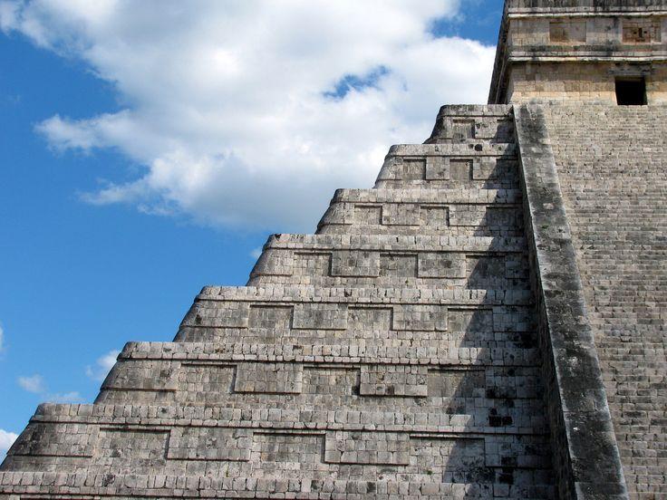 https://flic.kr/p/tR86Gc | Pirámide de Kukulkán o El Castillo, Chichén Itzá | Yucatán, México