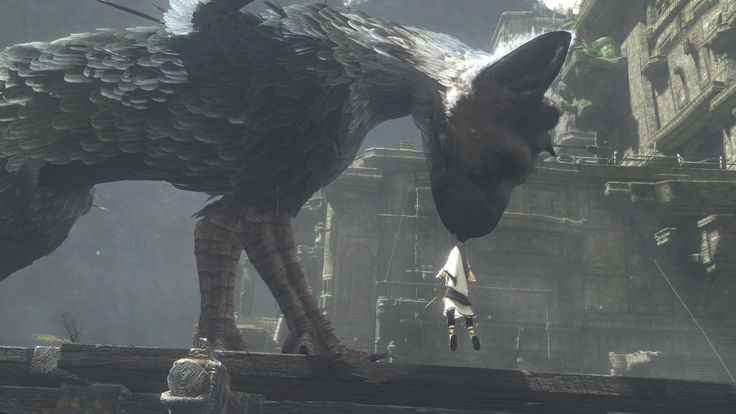 The Last Guardian. A neverending story... of development.
