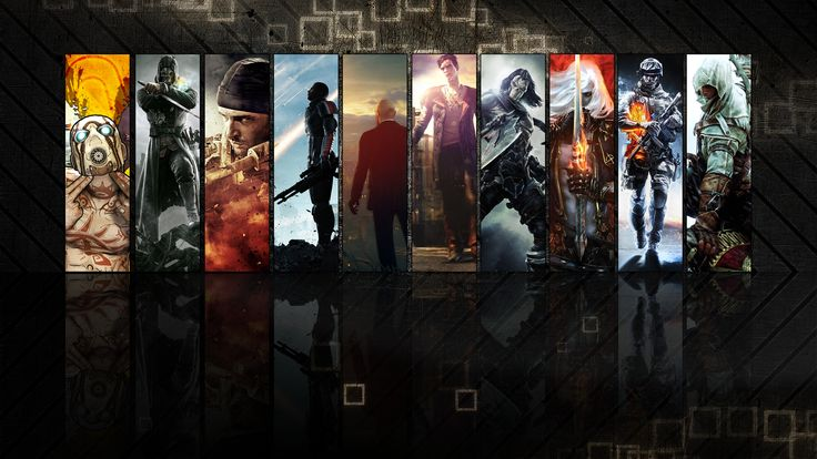 Gaming Backgrounds And Search On Pinterest