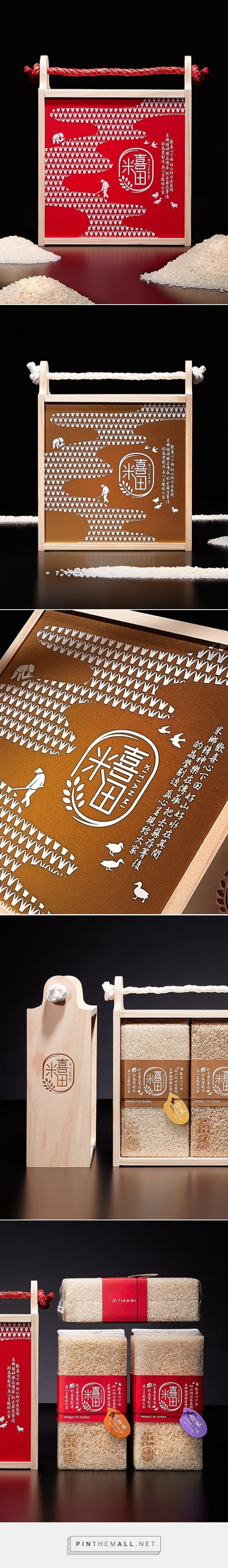 Xitian Mi on Packaging of the World - Creative Package Design Gallery - created via http://pinthemall.net