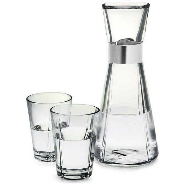 Rosendahl Water Carafe and Tumbler Set found on Polyvore