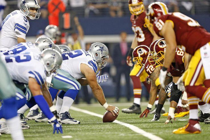 Week 8: Washington Redskins vs. Dallas Cowboys #WASvsDAL
