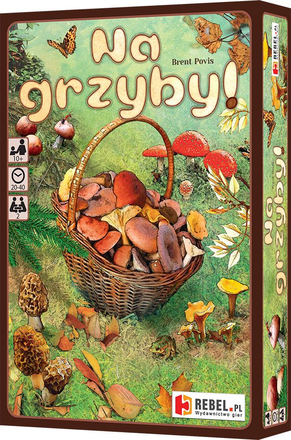 Smakowita gra dla entuzjastów grzybów (i kucharzy)!. Stojąc pośrodku lasu, bierzesz głęboki wdech świeżego powietrza. Czujesz, że to właśnie dziś będzie Twój szczęśliwy dzień. Przez ostatni tydzień słońce i deszcz na przemian tworzyły idealne warunki do zbiorów przepysznych grzybów. Pewności siebie dodają Ci porady otrzymane od lokalnej ludności. Wyposażony w duży kosz, jeszcze w świetle księżyca, a...