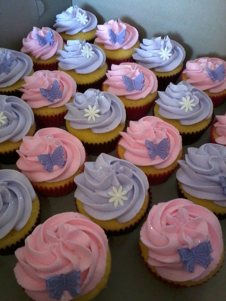 pink amp purple cupcakes cupcakes pinterest purple