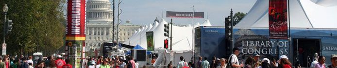 Festival Information | National Book Festival - Library of Congress