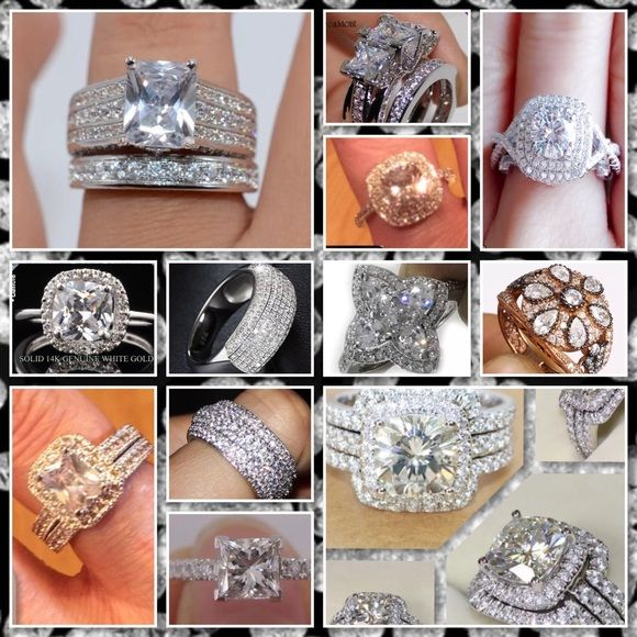 MORE THAN 1000 RINGS IN STOCK LISTED BELOW ❤️Welcome to my closet! I have many items so that everyone has the opportunity to find what they need. If you are interested in being notified when new items come in specifically in this category please like this listing and I will lower the price when new items land that would fit this group. If you need me to help find any of these items or more just let me know. This is only a few of the items in this category...there are more listed for sure…