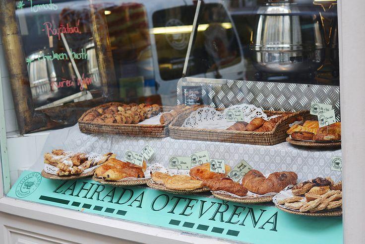 Bakery in Prague