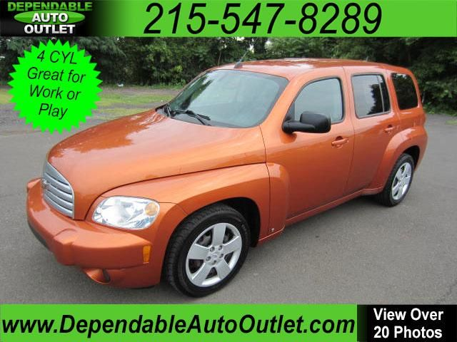 Used 2008 Chevrolet HHR for Sale in Philadelphia PA 19030 Dependable Auto Outlet
