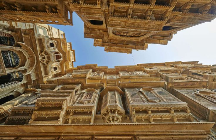 Jaisalmer - Juergen Ritterbach/Getty Images