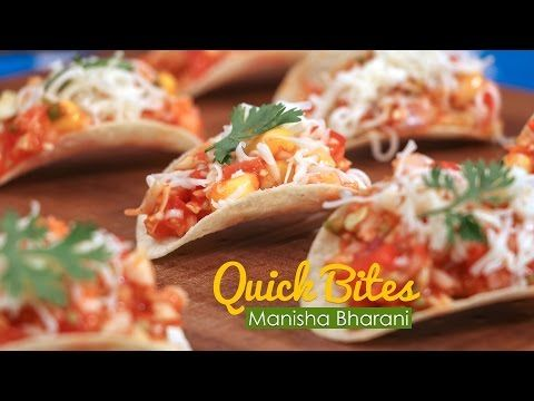 Quick Bites - Quick & Easy Party Starter Snack Bites - Indian  Appetizer Idea - YouTube