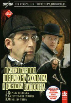 Шерлок Холмс и доктор Ватсон: Король шантажа (1980): К Шерлоку Холмсу за помощью обращается некая леди Брекуэлл, одна из жертв знаменитого лондонского шантажиста по имени Чарльз Огестос Милвертон. Если эпохальный сыщик не остановит бессовестного мерзавца, семейное благосостояние молодой леди окажется под угрозой. Шерлок Холмс и доктор Ватсон как истинные джентельмены не могут отказать в помощи беззащитной женщине.