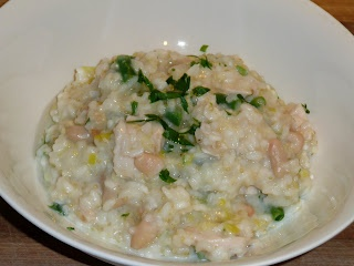 Failsafe Foodie: Chicken and Quinoa Risotto #failsafe
