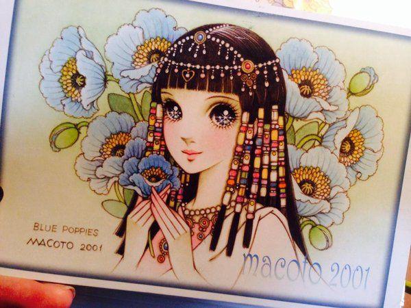 takahashi macoto coloring pages - photo#43