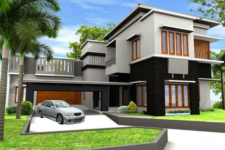 Desain rumah yang paling digemari