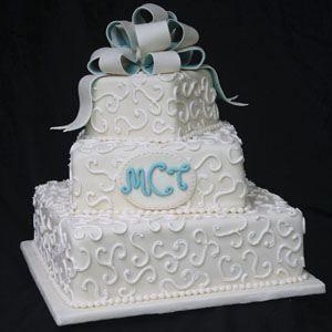 Memilih Kue Pengantin