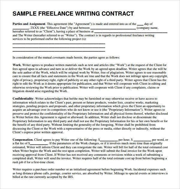 28 Freelance Bookkeeping Contract Template In 2020 Contract