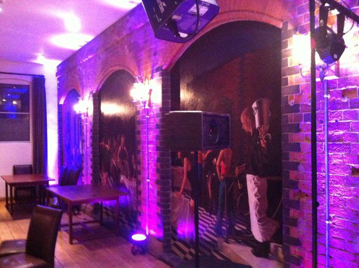 Hotel Du Vin Henley on Thames Uplighting