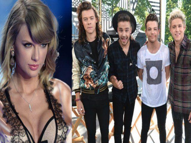 REVOLUTEGPLUS: Taylor Swift y One Direction: las giras más exitosas del 2015