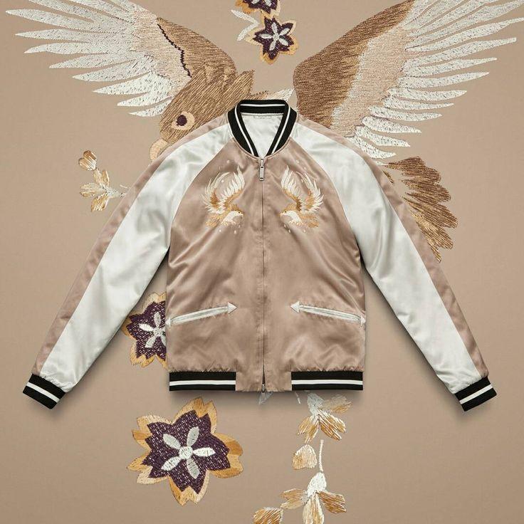 valentino bomber jacket