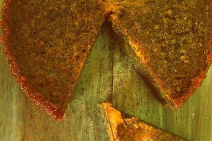 Jamaican Sweet Potato Pudding  #Jamaica #Food #JamaicanBikkle
