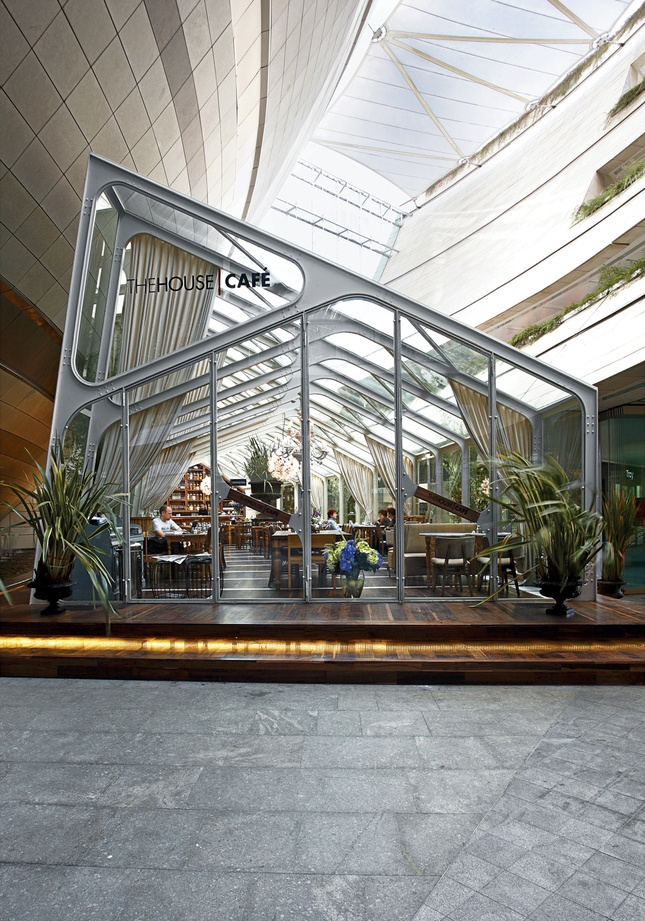 organic cafe design exterior wwwimgkidcom the image