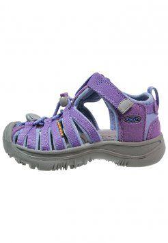 Keen - WHISPER - Sandalias de senderismo - purple heart/periwinkle
