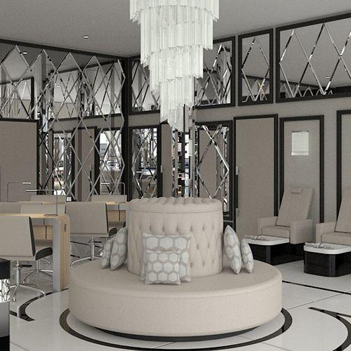 Design X Salon Furniture Alluring Design Inspiration