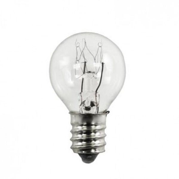 7 Watt G8 Globe Clear Image 1 Dia With Images Incandescent Light Bulb Light Bulb Bulb