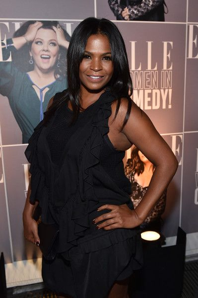 Nia Long Photos - Actress Nia Long attends ELLE Women In Comedy event hosted by ELLE Editor-in-Chief Robbie Myers and Leslie Jones, Melissa McCarthy, Kate McKinnon and Kristen Wiig on June 7, 2016 at Hyde Sunset in Los Angeles, California; presented by Secret Deodorant and emceed by Jane Lynch with stand-up performances by Michelle Buteau, Nikki Glaser, Iliza Shlesinger, and Ali Wong. - ELLE Hosts the Women in Comedy Event With July Cover Stars Leslie Jones, Melissa McCarthy, Kate McKinnon…