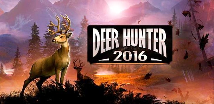 DEER HUNTER 2016 v1.0.0 - Frenzy ANDROID - games and aplications