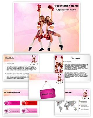 62 best entertainment powerpoint templates backgrounds images on cheerleader powerpoint template is one of the best powerpoint templates by editabletemplates toneelgroepblik Image collections