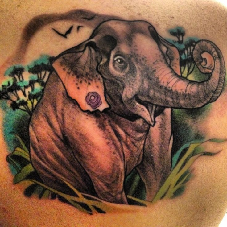 I love my tattoo by tim biedron of pioneer tattoo a one for One of a kind tattoos
