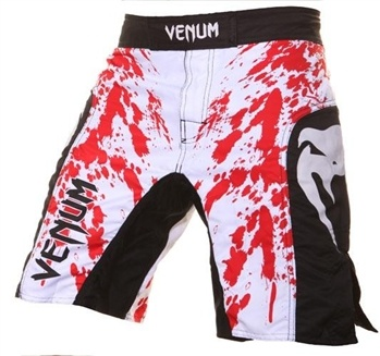 Venum Bad Blood Fight MMA Shorts