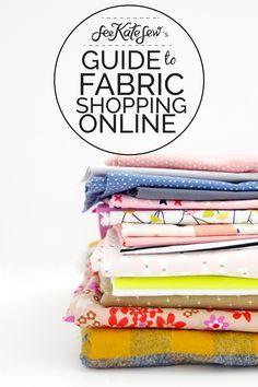 FAQ: Guide to Fabric Shopping Online