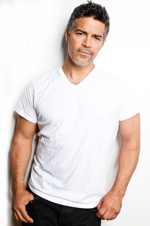 Young or old. Love Esai Morales.