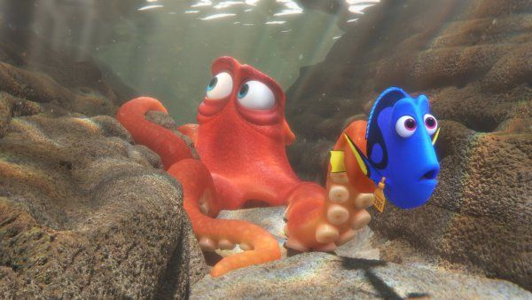 Finding Dory Movie – Hank and Bailey : Teaser Trailer