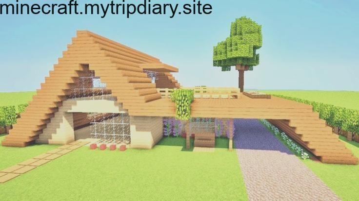 Minecraft Tuto Comment Faire Une Maison Moderne Facile A Faire