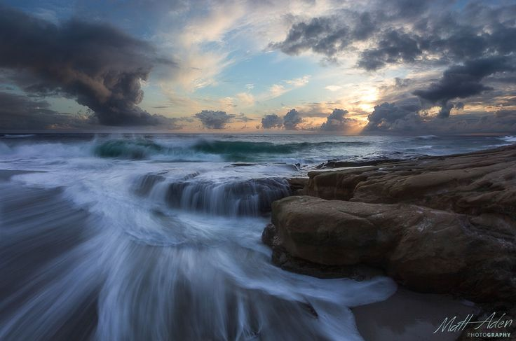 WindanSea Flow by Matt Aden on 500px