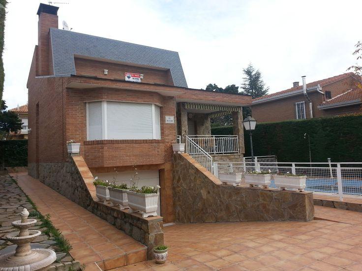Chalet en Urbanizacion en venta en Centro, #Galapagar, #Madrid Centro (Calle PIÑA)