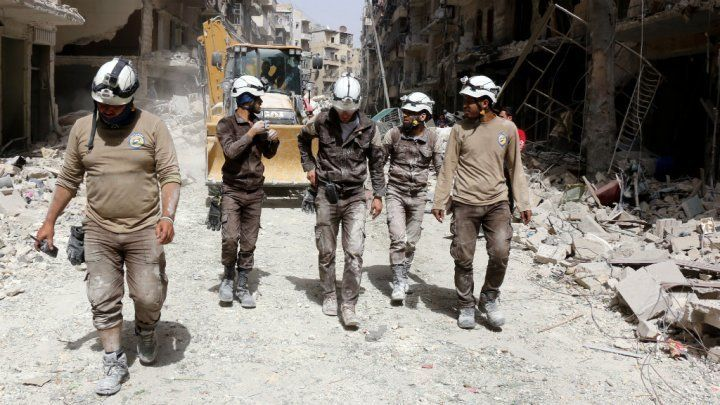 More Fake News to Whitewash the White Helmets? | Veterans Today