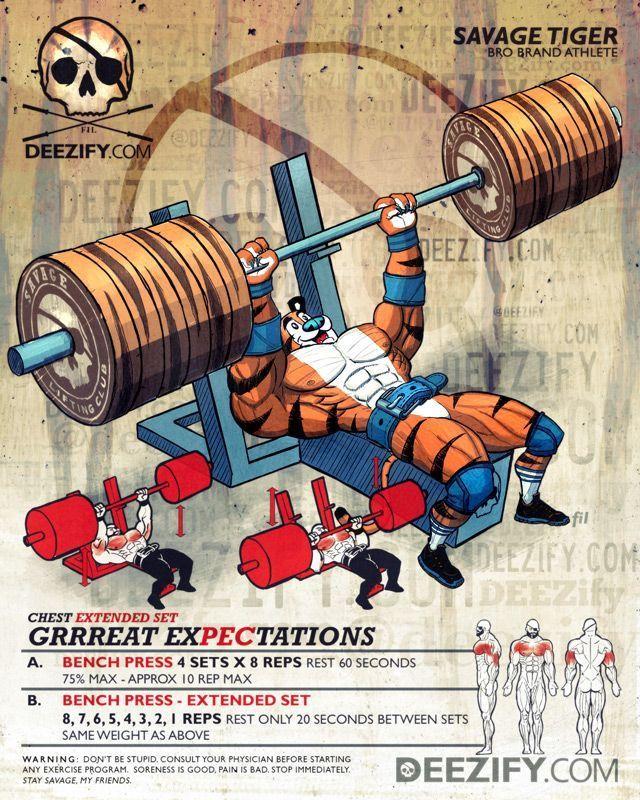 Strongest Bench Press: 45 Best Strongest Men Images On Pinterest