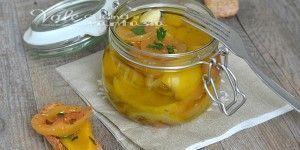 Peperoni e pomodori sott'olio ricetta facile