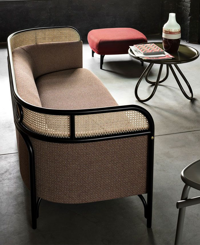 Gebruder Thonet Vienna Back at Maison et Objet - InteriorZine
