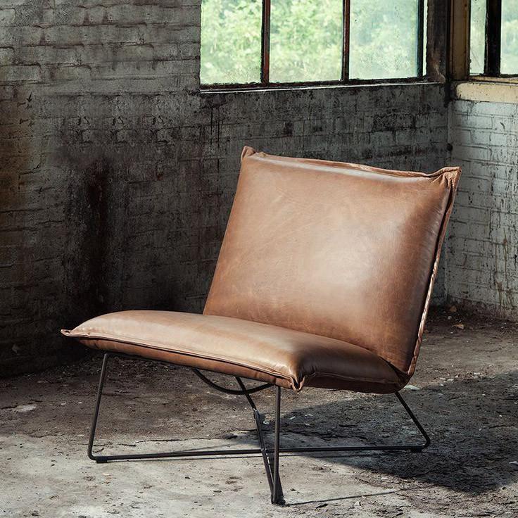 Lounge chair from KOPERHUIS